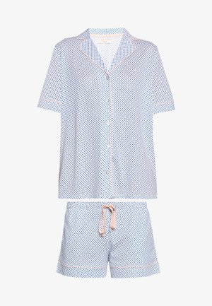 BOYFRIEND SET - Pyjama - blue light combination