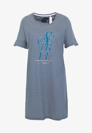 NIGHTDRESS - Koszula nocna - blue dark combination