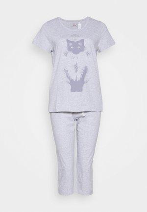 CAPRI SET - Pyjamas - grey combination