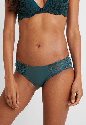 AMOURETTE CHARM HIPSTER - Alushousut - smoky green