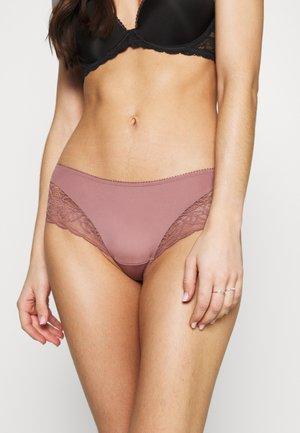 AMOURETTE SPOTLIGHT HIPSTER - Onderbroeken - rose brown