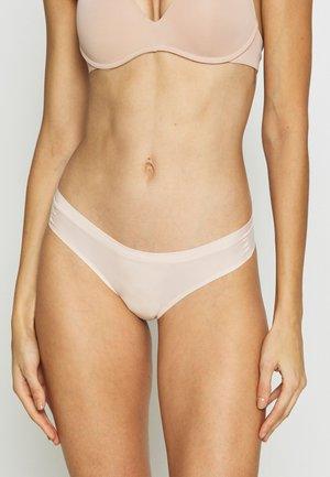 SMART MICRO BRAZILIAN - String - nude beige