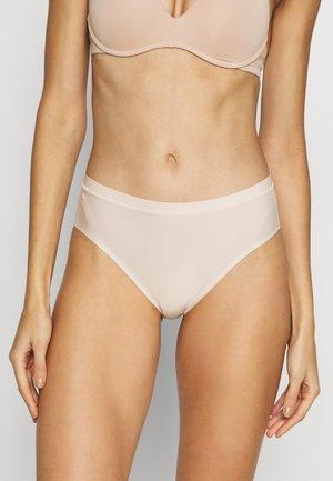 SMART MICRO TAI PLUS - Slip - nude/beige