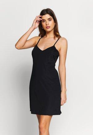 BODY MAKE UP DRESS - Negligé - black