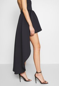 True Violet - HALTER NECK HIGH LOW DRESS - Vestito elegante - blue - 6