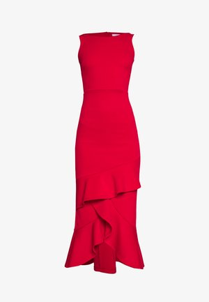 MIDI DRESS  - Cocktailkjoler / festkjoler - red