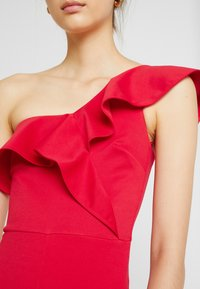 True Violet - ONE SHOULDER FRILL - Combinaison - red - 5