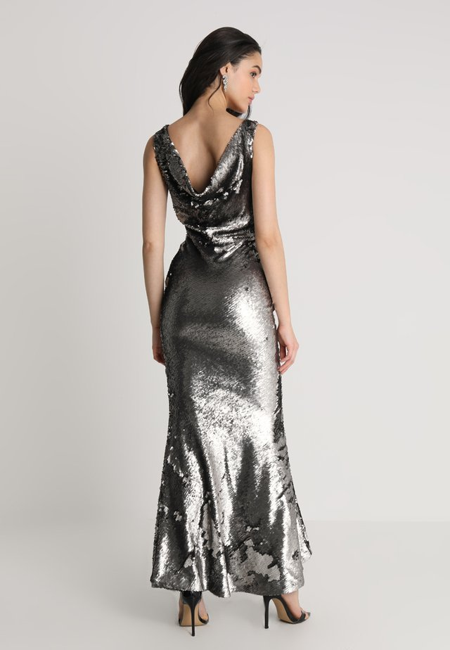 Occasion wear - pewter