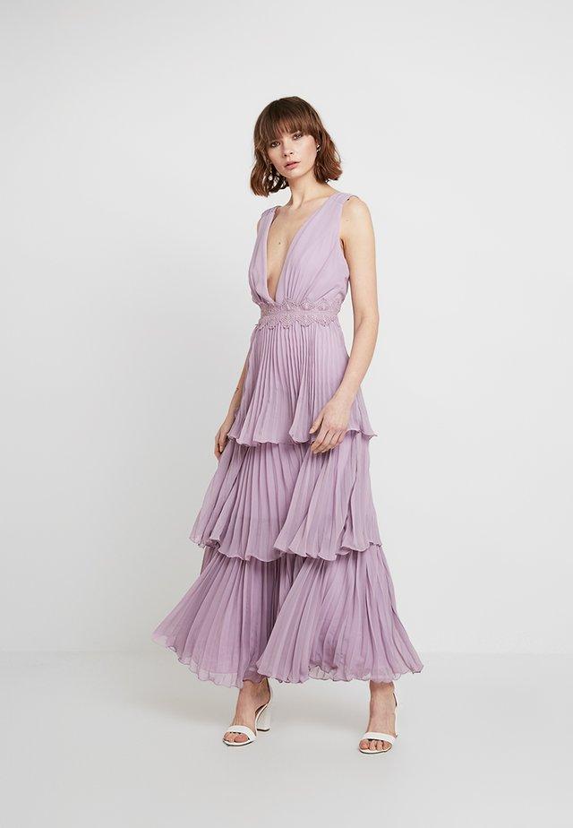 Festklänning - dusty lilac