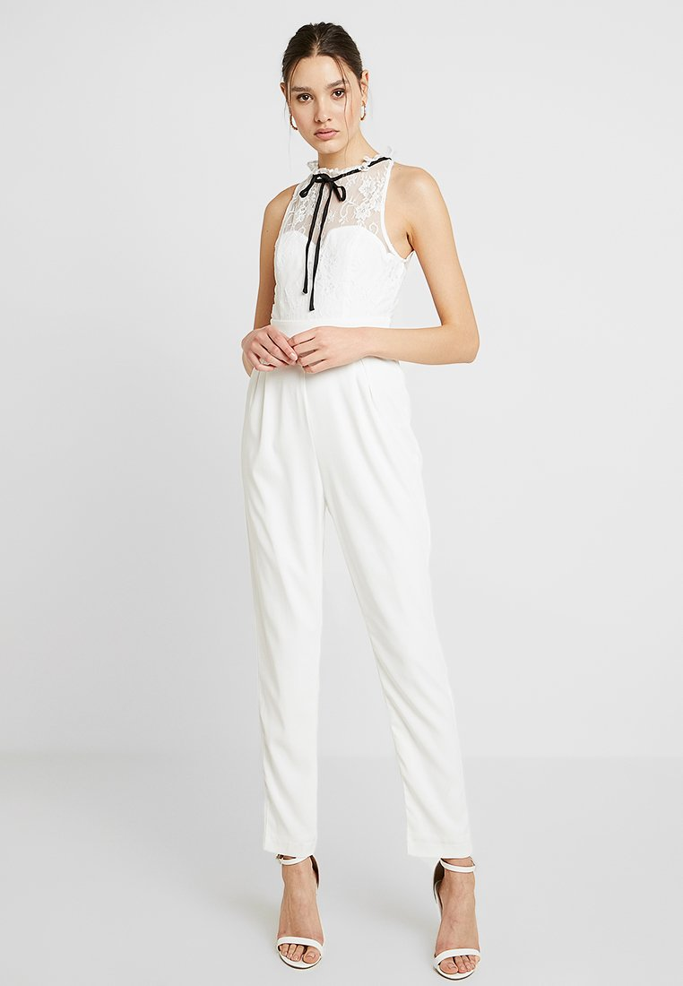 True Decadence - Jumpsuit - white