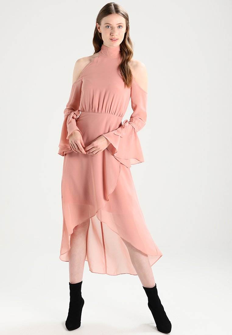 True Decadence Tall - PINK DRESS - Cocktail dress / Party dress - dusty pink