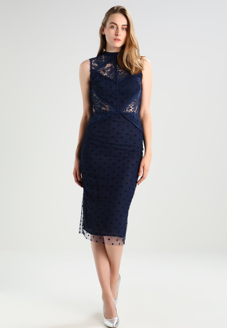 True Decadence Tall - NAVY DRESS - Robe de soirée - dark blue