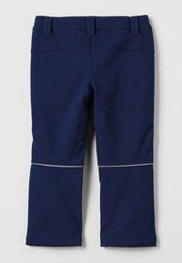 TrollKids - KIDS FJELL PANT - Długie spodnie trekkingowe - navy - 1