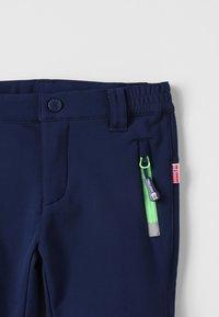TrollKids - KIDS FJELL PANT - Długie spodnie trekkingowe - navy - 2