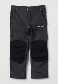 TrollKids - PANTS - Outdoorbroeken - dark grey - 0