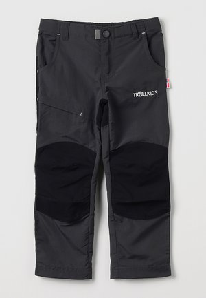 PANTS - Outdoor trousers - dark grey