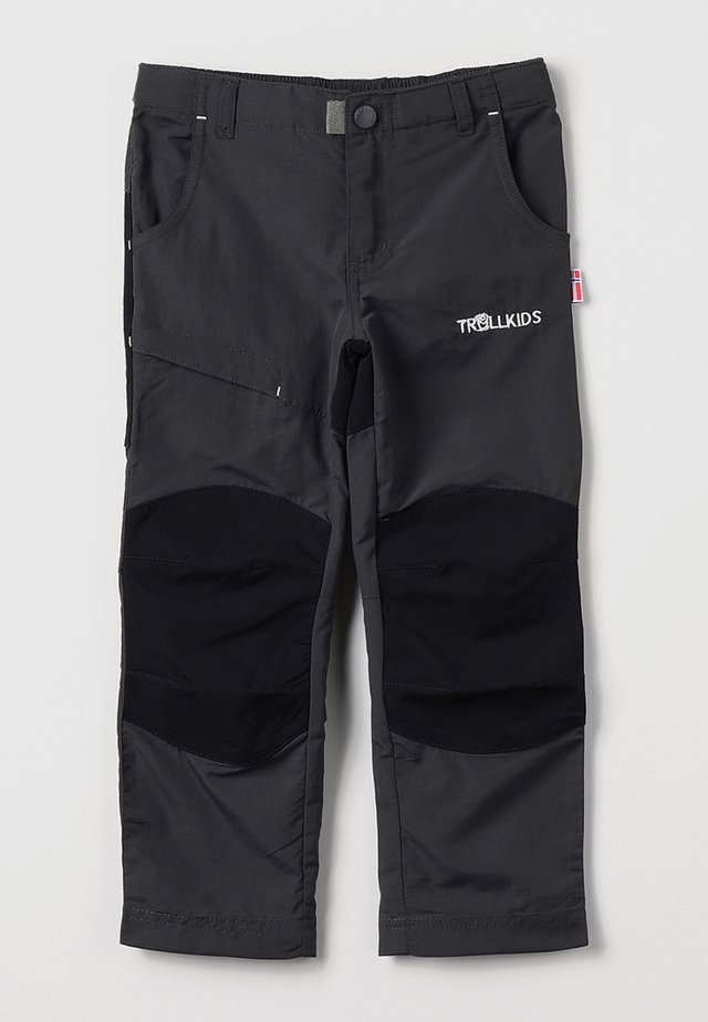 PANTS - Ulkohousut - dark grey