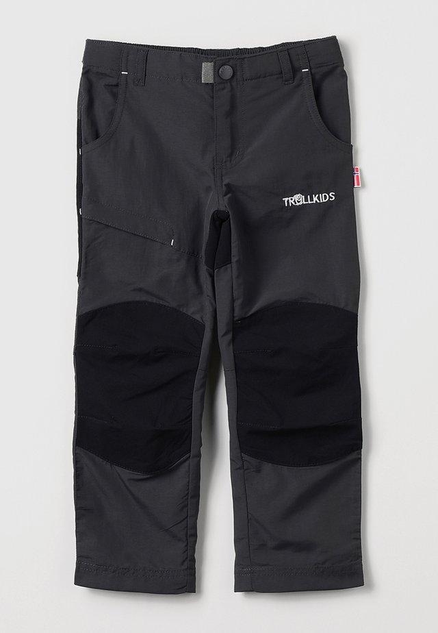 PANTS - Outdoor-Hose - dark grey