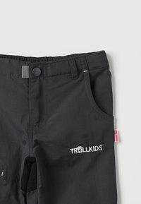 TrollKids - PANTS - Outdoorbroeken - dark grey - 2