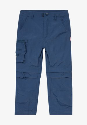 KIDS OPPLAND  - Outdoorbroeken - mystic blue