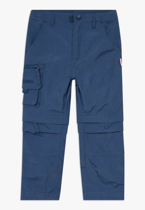 KIDS OPPLAND  - Pantalons outdoor - mystic blue