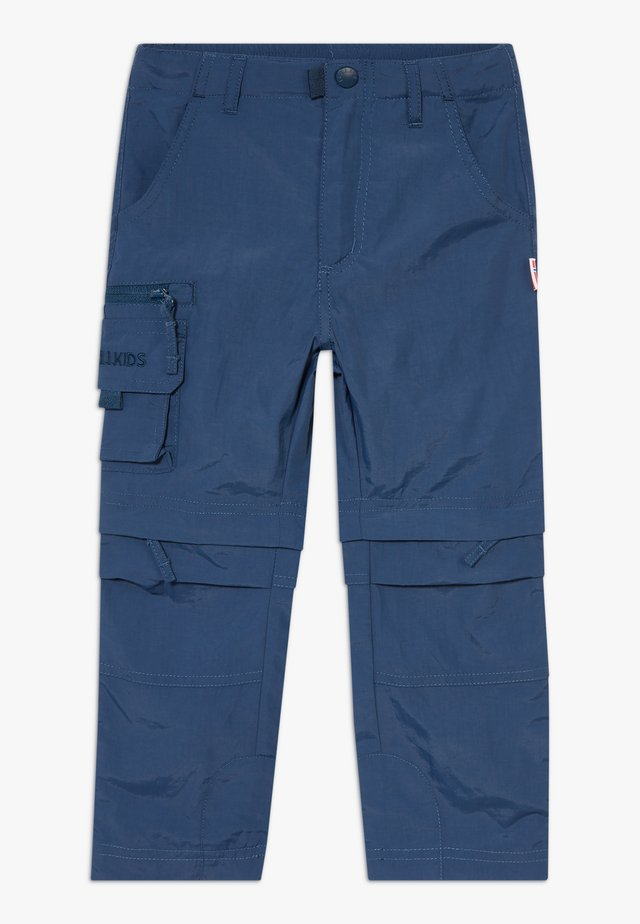 KIDS OPPLAND  - Pantaloni outdoor - mystic blue