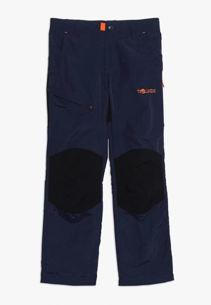 KIDS HAMMERFEST SLIM FIT - Outdoor trousers - navy