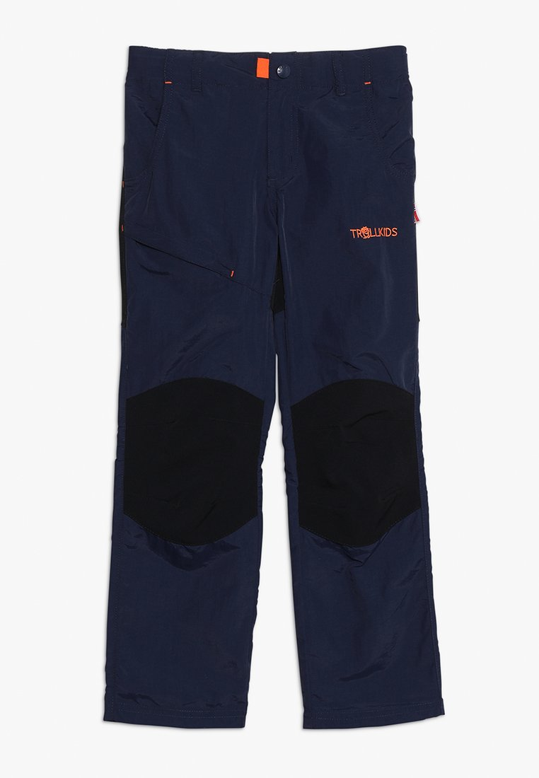 TrollKids - KIDS HAMMERFEST SLIM FIT - Outdoorbroeken - navy