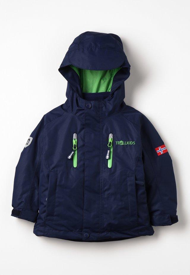 MYRDAL JACKET 2-IN-1 - Outdoorjacke - navy/viper green