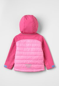 TrollKids - LYSEFJORD JACKET - Chaqueta outdoor - raspberry - 1
