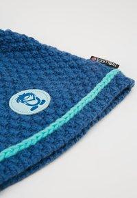 TrollKids - GIRLS HEMSEDAL BOBBLE CAP - Berretto - midnight blue/dark mint - 3