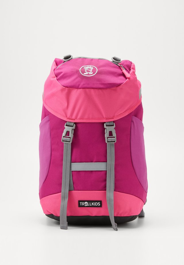 KIDS FJELL PACK 20L - Ryggsäck - dark rose
