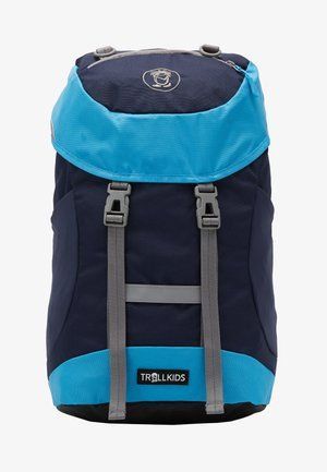 KIDS FJELL PACK 20L - Plecak - navy/light blue