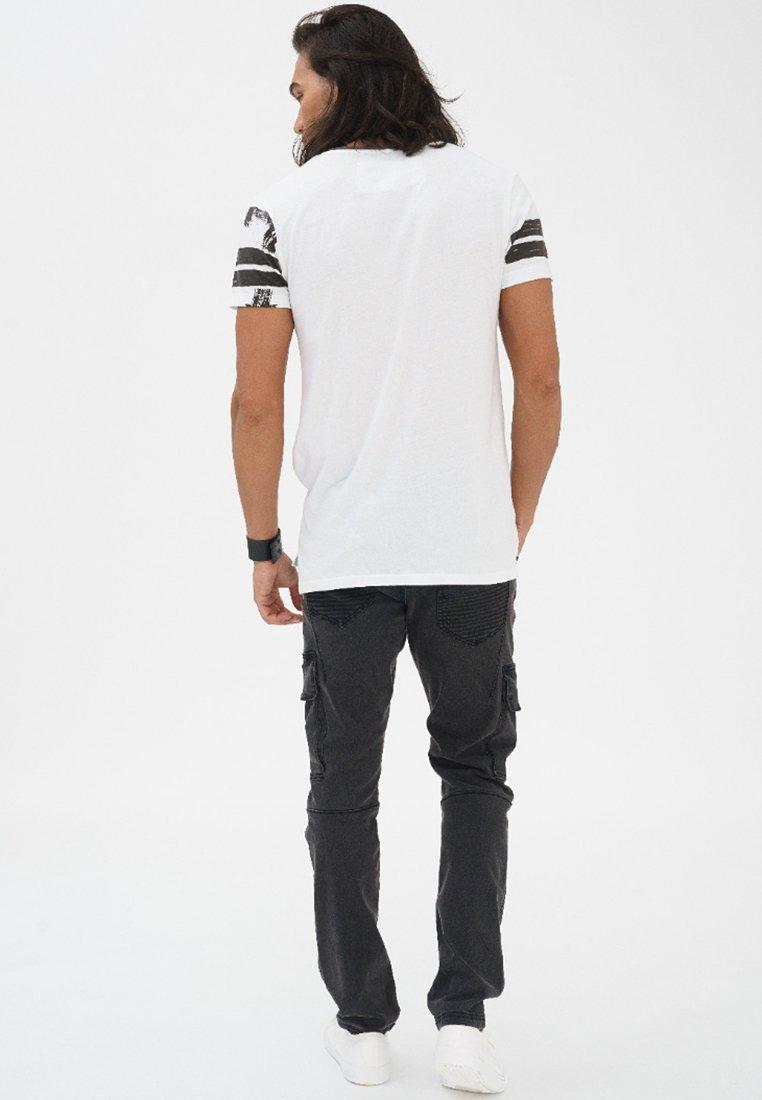Trueprodigy T-Shirt print black