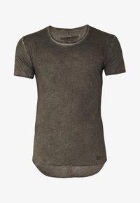 Trueprodigy - Basic T-shirt - anthracite - 3