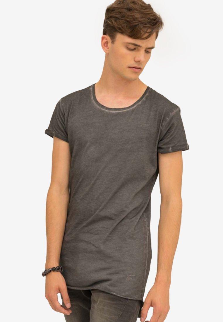 Trueprodigy - Basic T-shirt - anthracite