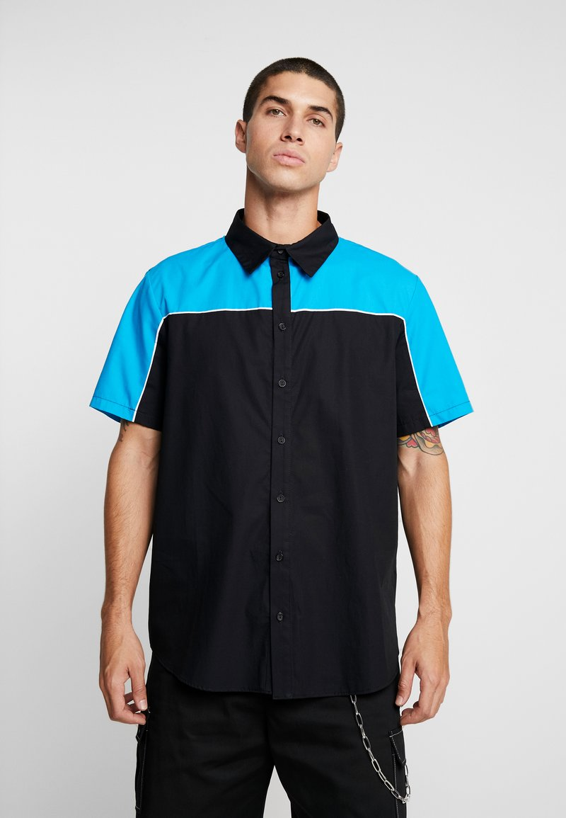 The Ragged Priest - BOARD - Overhemd - black/blue