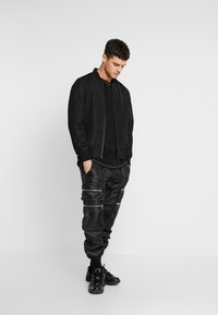 The Ragged Priest - TAFETTA CARGOS  - Trainingsbroek - black - 1