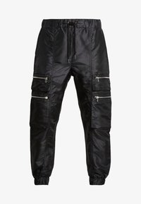 The Ragged Priest - TAFETTA CARGOS  - Trainingsbroek - black - 4