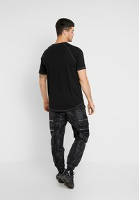 The Ragged Priest - TAFETTA CARGOS  - Trainingsbroek - black - 2