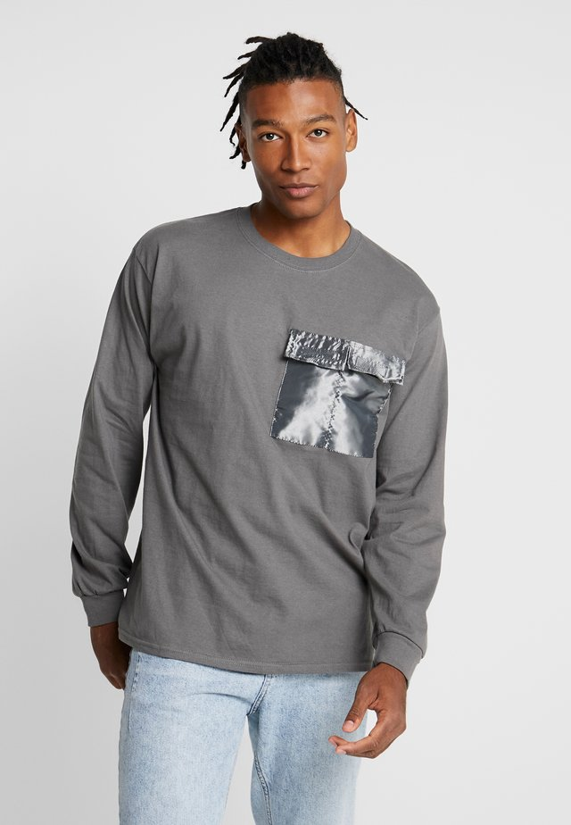 LONG SLEEVE TOP  - Longsleeve - grey