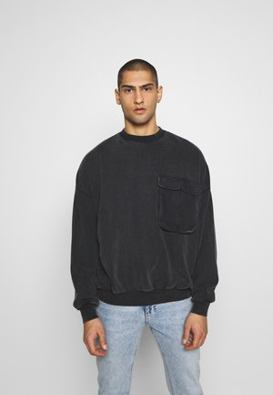 JUMPER - Felpa - grey