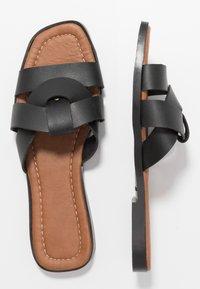 Trendyol - Pantofle - black - 3