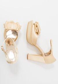 Trendyol - Sandaletter - gold - 3