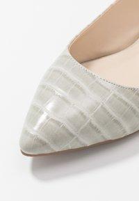 Trendyol - Slingback ballet pumps - gray - 2