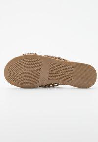Trendyol - Pantofle - brown - 4
