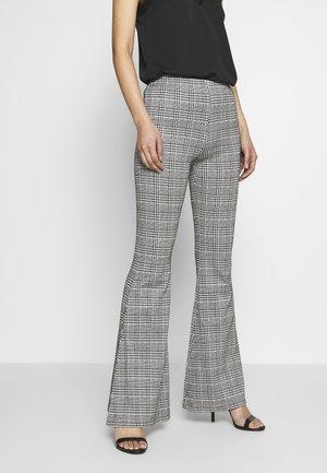 Spodnie materiałowe - gray