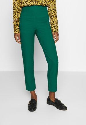 Pantalones - emerald green