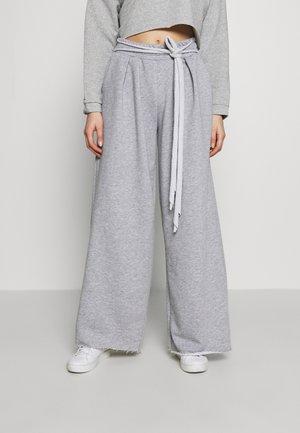 Teplákové kalhoty - gray