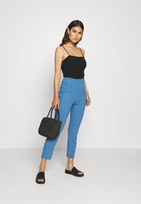 Trendyol - TWO MAVI - Pantalones - blue - 1